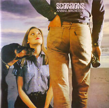 CD - Scorpions - Animal Magnetism - #A1628