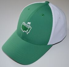2016 MASTERS (GREEN/WHITE) PERFORMANCE Golf HAT from AUGUSTA NATIONAL