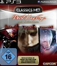 Playstation 3 Devil May Cry 1 + 2 + 3 HD Collection Edition Deutsch Neuwertig