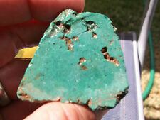 Beautiful 87.3 g Malachite Rough slabbed mineral specimen!