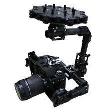 New Brushless 3-Axis DSLR Camera Mount Aerial FPV Stabilized Gimbal