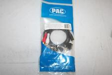 PAC IC-KENW Cable for iPod connection to Kenwood Receivers w/ RCA & 3.5mm New