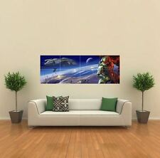 HALO 2 XBOX 360 PS3 NEW GIANT LARGE ART PRINT POSTER PICTURE WALL G018