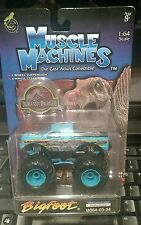 Muscle Machines Big Foot Ford Spino Jurassic Park Monster Truck Big Foot