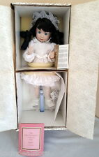 Franklin Mint Heirloom Collector Dolls Mary First Holy Communion by Beth Mullins
