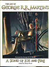 The Art of George R. R. Martin's a Song of Ice and Fire-1st Ed./DJ-Maitz, Gianni