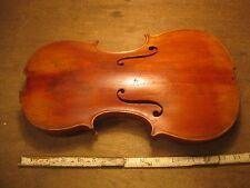 antique violin Alexander Salaba master maker violinist vintage string instrument