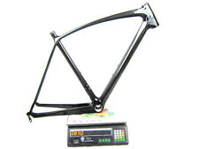 56cm carbon bike frame road racing bicycle frame only 890g super light weight