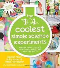 **NEW** - 101 Coolest Simple Science Experiments, The (PB) - 1624141331