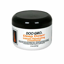 Doo Gro Deep Down Intense Penetrating Conditioner Reconstructs Damaged Hair 8oz