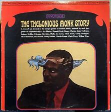 THELONIOUS MONK the story 2 LP VG+ RLP 9483/4 Riverside USA 1966 Stereo