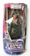 "Xena Warrior Princess TV Series 12"" WARLORD XENA ""ARMAGEDDON"" Doll 1999 Unused"