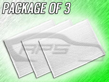 C25853 CABIN AIR FILTER FOR 2008 2009 2010 2011 2012 GRAND VITARA - PACKAGE OF 3