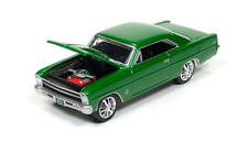 `67 Chevrolet NOVA SS  Green 1967 **Johnny Lightning Muscle Cars 1:64 OVP