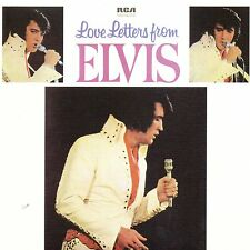 CD Elvis PRESLEY Love letters from Elvis (1971) - Mini LP REPLICA - 11-track