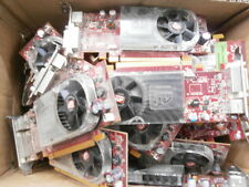 JOB LOT 50 x ATI Radeon Graphics 256MB PCI-E Video Card 109-B62941-00 inc.VAT !