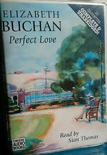 ELIZABETH BUCHAN PERFECT LOVE 10 CASSETTES AUDIO BOOK  USED Good Book