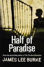 Half of Paradise, New, Burke, James Lee Book
