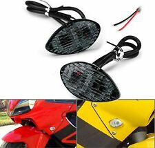 1 Pair Turn Signal Indicator Light Flush Mount for Honda CBR 600RR CBR1000RR