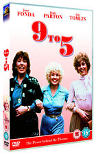 DVD:NINE TO FIVE (DOLLY PARTON) - NEW Region 2 UK