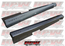 Genuine pair of HSV Side skirts suits VY VZ Clubsport R8 GTS Senator 470G SILVER