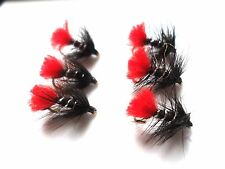 Hot Tail Zulu Trout Buzzers Trout Lures  Fly Fishing Trout Flies