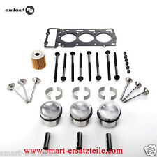 ENGINE OVERHAUL KIT SMART FORTWO 450 PETROL 698ccm 0,7 MOTOR