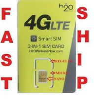 iPhone 3GS Standard SIM Triple Sim Card H20