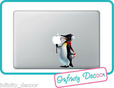 "Adesivo ""Pinguino Gianluchino"" per MacBookPro/Air 13 -Stickers  ""Pengui"" MacBook"