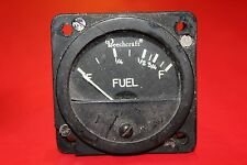 Beechcraft Aircraft Fuel Quantity Indicator 50-384206-1