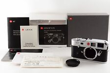 Leica M7 0.72 Japan Silver Chrome Film shooting tested   (2-105)