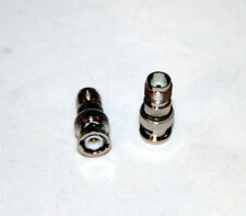 TNC Female jack to BNC Male plug RF coaxial adapter; Fast Shipping; US Seller