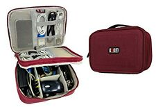 BUBM Travel Gear Electronics Accessories Organizer Storage Bag Large Size (