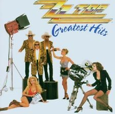 ZZ Top Greatest Hits CD NEW SEALED Gimme All Your Lovin'/Sharp Dressed Man/Legs+