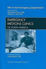 HIV in the Emergency Department, An Issue of Emergency Medicine Clinics, 1e (The