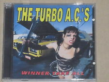 THE TURBO A.C. 'S -Winner Take All- CD