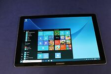 "Samsung Galaxy TabPro S - 12"" - 128GB  Win 10, SM-W700, Tab Pro S, BEAUTIFUL!"