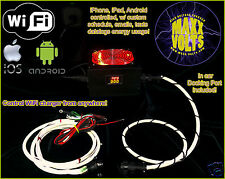 2000-2006 Honda Insight IMA Grid Charger with iPhone iPad Android WIFI controls!