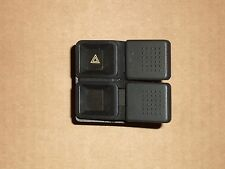 87-93 MUSTANG HAZARD LIGHT SWITCH SSP LX 5.0 2.3 FOX BODY SALEEN COBRA GT