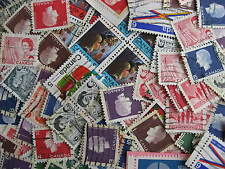CANADA 100 Winnipeg tagged stamps mixture (some heavy duplication, mixed cond)