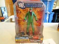 "NEW DC UNIVERSE Classic Wave 5 series THE RIDDLER 6"" Action Figure"