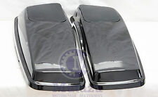 Mutazu 6x9 Speaker Lids for 2014 2015 Harley Touring Models FLH FLT
