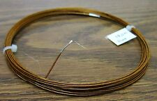 25' Pelican Glass Core Kapton Heating Resistance Wire 36 AWG 18.5 ohms / foot