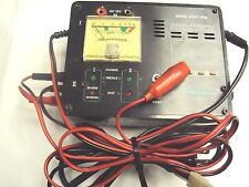 NICE VINTAGE PRO TECH AUTOPEAK AC/DC MODEL 707 CHARGER IN GOOD CONDITION