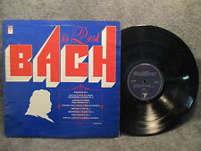 33 RPM LP Record J. S. Bach Bach Is Best 1981 Turnabout Records TV 34804 NM