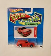 RARE: FANDANGO. Hot Wheels Color Shifters. Glow in the Dark!  V0578. NEW in Pack