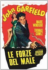DvD LE FORZE DEL MALE (1948) ** Sinister Film ** ......NUOVO
