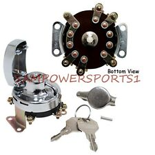 HEAVY DUTY IGNITION SWITCH ELECTRONIC 6 POST HARLEY SHOVELHEAD 36-95 - 75105-73T