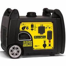 Champion 100233 - 3100 Watt Inverter Generator w/ RV Plug