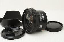 MINOLTA AF 20mm F2.8 NEW Lens [Excellent] From Japan (06-J52)